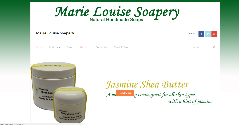Marie Louise Soapery
