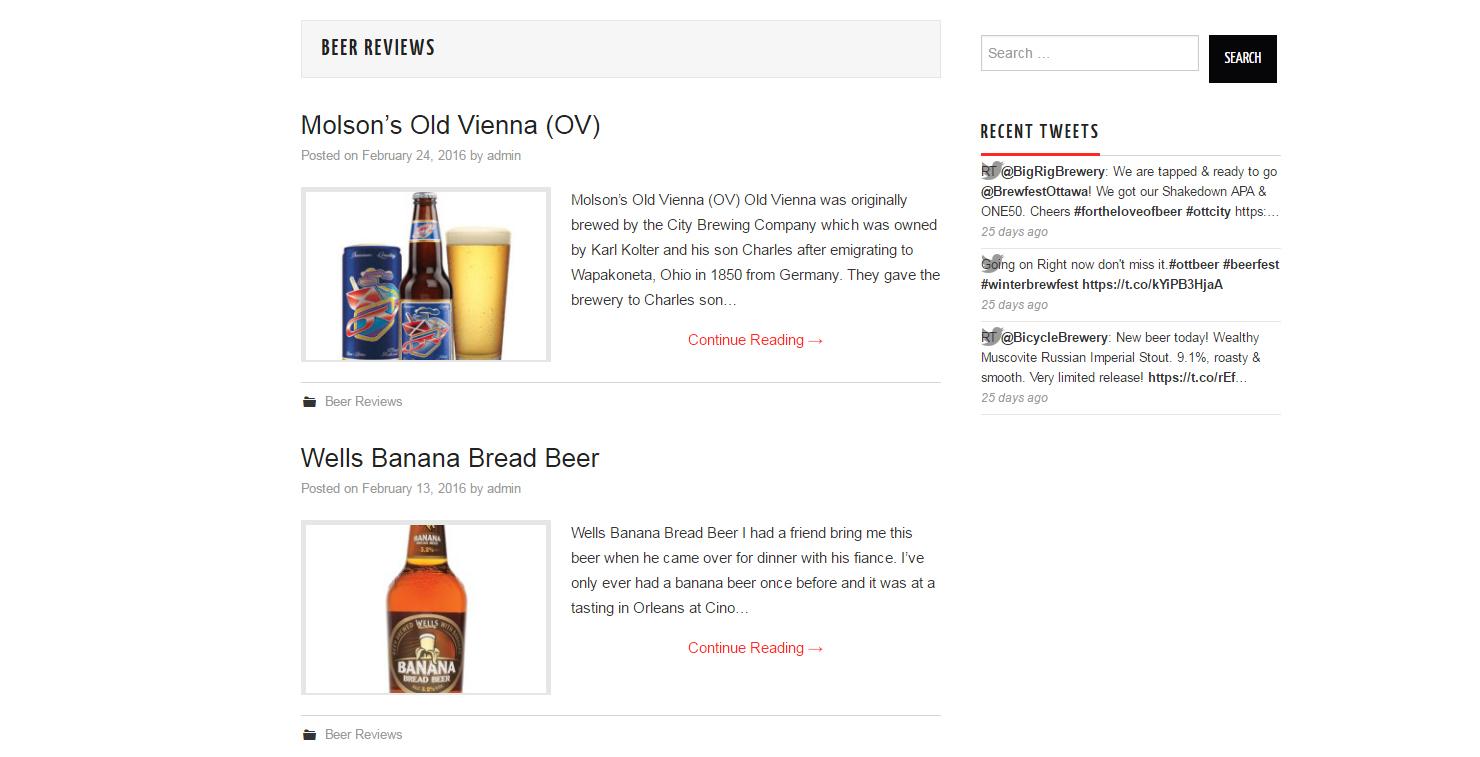 Barside Beer Reviews 2
